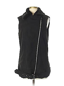 Trafaluc by Zara Faux Fur Vest Size XS - Sm