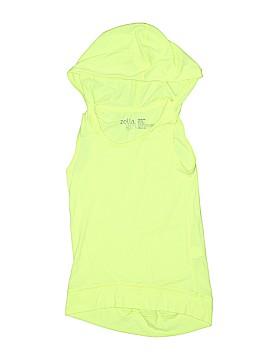 Zella Girl Sleeveless T-Shirt Size 5