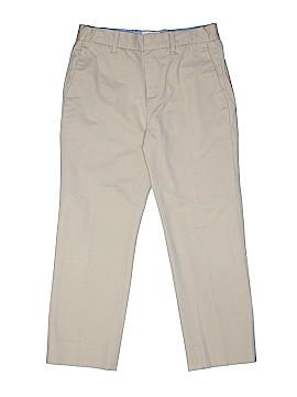 Crewcuts Outlet Khakis Size 7