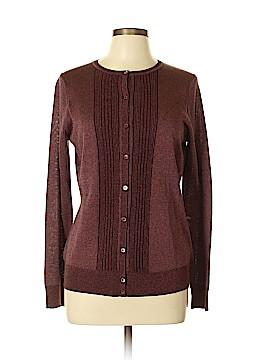 Bill Blass Silk Cardigan Size L