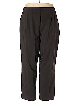 Studio 1940 Dress Pants Size 24 (Plus)
