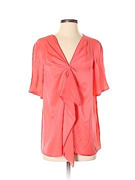 Rachel Roy Short Sleeve Blouse Size XS