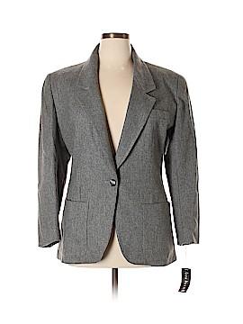 Anne Klein II Wool Blazer Size 14