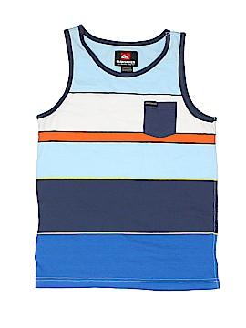 Quiksilver Sleeveless T-Shirt Size X-Large (Kids)