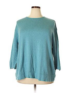 Purejill Pullover Sweater Size 2X (Plus)