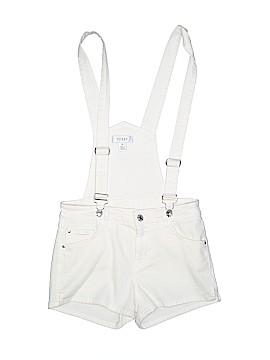 Guess Overall Shorts 26 Waist
