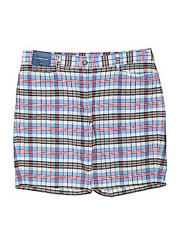 Lands' End Khaki Shorts Size 14 (Petite)
