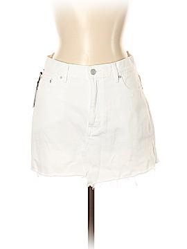 TNA Denim Skirt Size 10