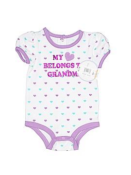 Kola Kids Short Sleeve Onesie Size 6-9 mo