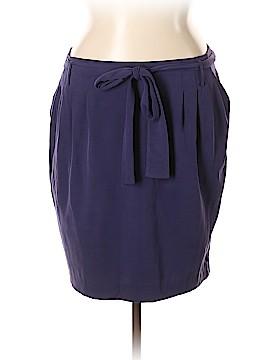 Pendleton Silk Skirt Size 16
