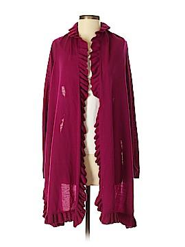 DKNY Wool Cardigan Size P - Sm