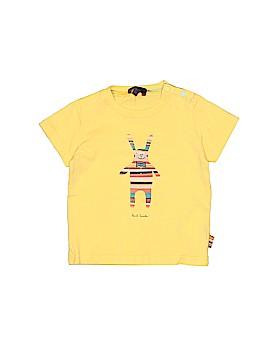 Paul Smith Short Sleeve T-Shirt Size 6 mo