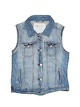 Gap Kids Outlet Denim Vest Size 14 - 16