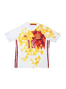 Adidas Short Sleeve Jersey Size M (Youth)