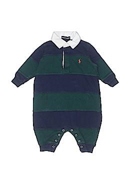 Ralph Lauren Long Sleeve Outfit Size 3-6 mo