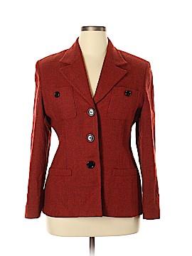 Louben Wool Blazer Size 16