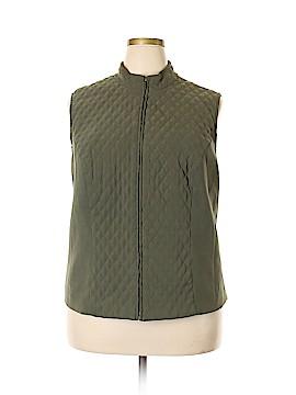 JM Collection Vest Size 22 (Plus)