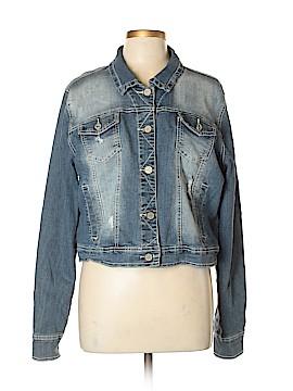 Maurices Denim Jacket Size 16 (1)
