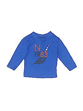 Nautica Jeans Company Long Sleeve T-Shirt Size 12 mo
