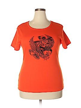 Harley Davidson Short Sleeve T-Shirt Size XXL