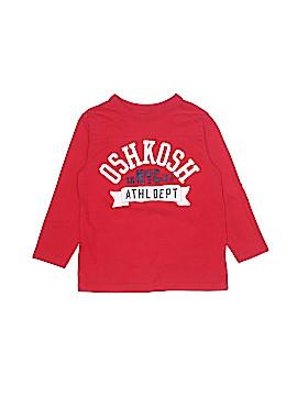 OshKosh B'gosh Long Sleeve T-Shirt Size 4T