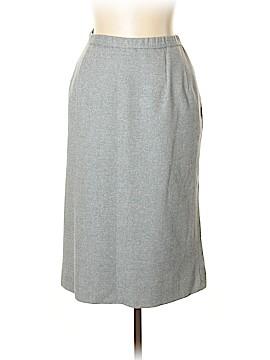 Pendleton Wool Skirt Size 14W