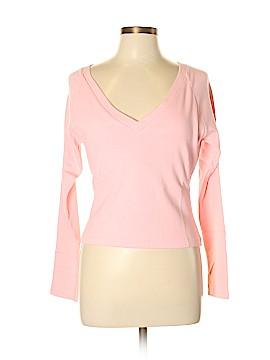 London Jean Pullover Sweater Size L