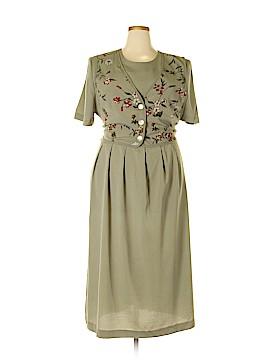 Lady Dorby Casual Dress Size 20 (Plus)