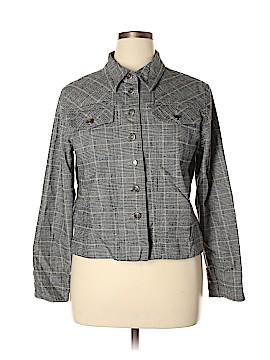 Denim & Co Jacket Size XL