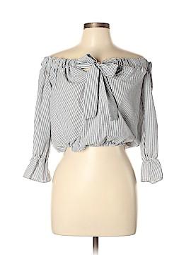Cals 3/4 Sleeve Top Size L