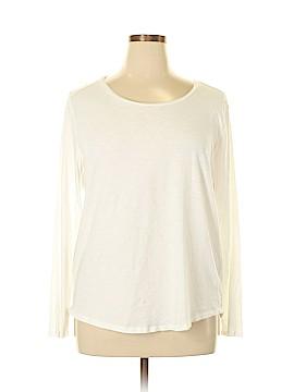 Ann Taylor LOFT Long Sleeve T-Shirt Size XXL