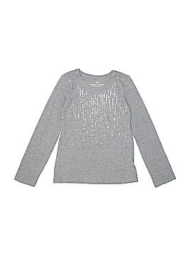 Faded Glory Long Sleeve T-Shirt Size S (Kids)