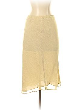 Merona Silk Skirt Size S