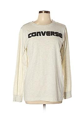 Converse One Star Long Sleeve T-Shirt Size XL