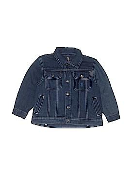 U.S. Polo Assn. Denim Jacket Size 3T