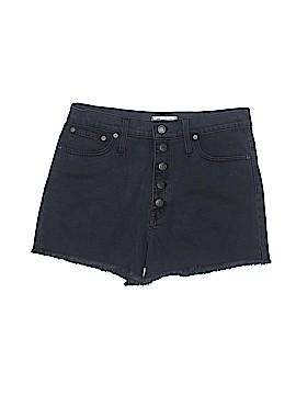 Madewell Denim Shorts Size 31 (Plus)