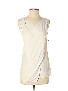 Ramy Brook Sleeveless Silk Top Size L