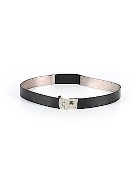 MICHAEL Michael Kors Leather Belt Size Med - Lg