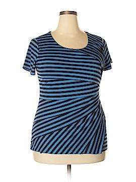Verve Ami Short Sleeve Top Size XL