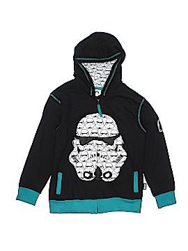 Disney Zip Up Hoodie Size 7 - 8