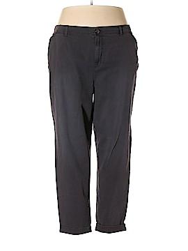 Avenue Khakis Size 24T Plus (Plus)