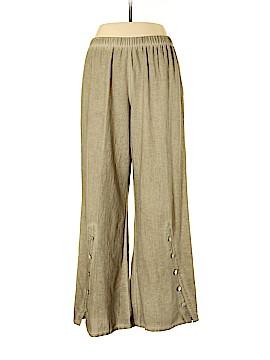 Soft Surroundings Linen Pants Size L