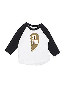 Kids 3/4 Sleeve T-Shirt Size 6