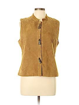 Orvis Leather Jacket Size 12