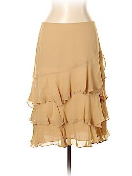 Ralph Lauren Silk Skirt Size 10