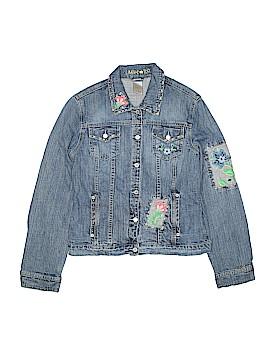 Limited Too Denim Jacket Size 20
