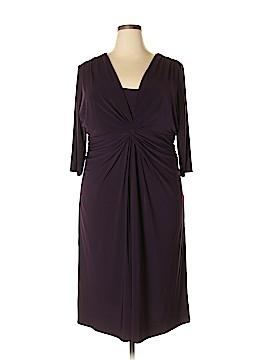 Chaps Casual Dress Size 20w (Plus)
