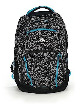High Sierra Backpack One Size