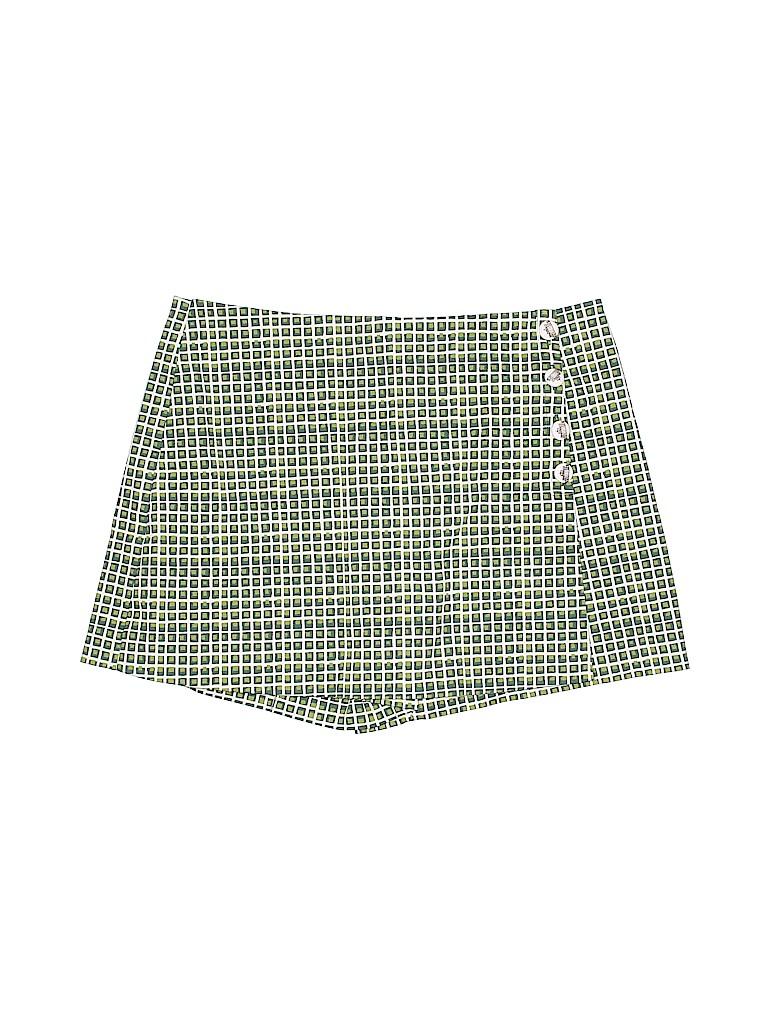 50238ce079d Tory Burch Print Dark Green Skort Size 10 - 86% off