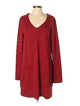 Long Tall Sally Casual Dress Size L (Tall)